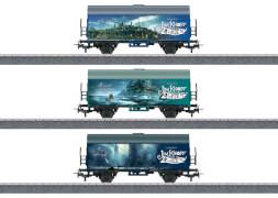 Märklin 44821 H0 Märklin Start up - Güterwagen-Set #Verschiedene Länder Jim Knopf
