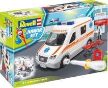REVELL 00806 Modellbausatz Ambulance 1:20
