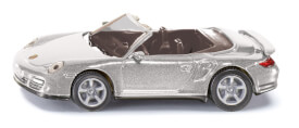 SIKU 1337 Porsche 911 Turbo Cabrio, ab 3 Jahre
