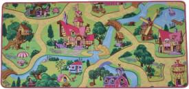 Spielteppich Fairy Tale 80x150 cm