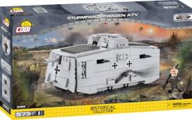 COBI Sturmpanzerwagen A7V