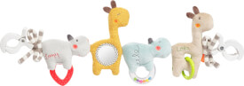Kinderwagenkette Loopy & lotta