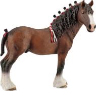 Schleich Farm World Pferde - 13808 Clydesdale Wallach, ab 3 Jahre