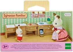 Sylvanian Families 5222 Kücheneinrichtungs-Set