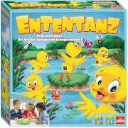 Ententanz, Kinderspiel, für 2-4 Spieler, ab 3 Jahren