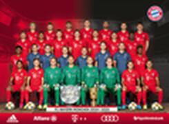 Ravensburger 12847 Puzzle FC Bayern Saison 2019/20 300 Teile