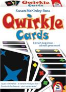 Schmidt Spiele 75034 Qwirkle Cards, 2 bis 4 Spieler, ab 8 Jahre