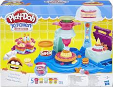 Hasbro B3399EU6 Play-Doh Kuchen Party, ab 3 Jahren
