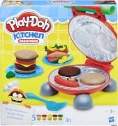 Hasbro B5521EU6 Play-Doh Burger Party, ab 3 Jahren