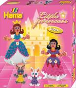 HAMA Bügelperlen Midi - Geschenkpakung Prinzessin -1 Stiftplatte Prinzessin, 300