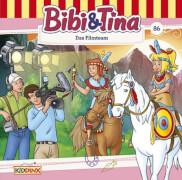 Bibi und Tina - Folge 86: Das Filmteam (CD)