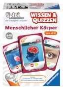 Ravensburger 00753 tiptoi® - Wissen & Quizzen: Menschlicher Körper