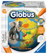 Ravensburger 007875 tiptoi® interaktiver Globus Neuauflage 2017, Spiel