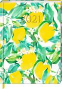 Mein Jahr 2021 - Zitronen (All about yellow)