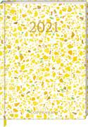 Mein Jahr 2021 - Mosaik (All about yellow)