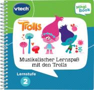 Vtech 80-480304 Lernstufe 2 - Musikal. Lernspaß Trolls