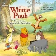 Winnie Puuh, 1 Audio-CD, Laufzeit 1h 13, ab 3 Jahren