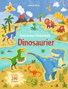 Mein erstes Stickerbuch Dinosaurier