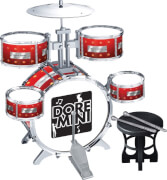 Doremini Schlagzeug 75 x 58 x 41 cm