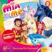 Mia and Me - Folge 26: Rettung für Centopia (CD)