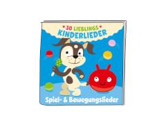 Tonies® 30 Lieblings-Kinderlieder - Spiel- & Bewegungslieder, ab 3 Jahren.