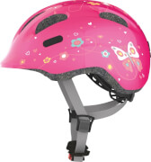 Abus Radhelm M 50-55 Smiley pink butterfly