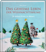 Das geheime Leben der Weihnachtsbäume, Adventskalenderbuch