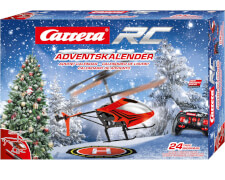 CARRERA RC - 2,4 GHz - Helicopter - Advent Calendar