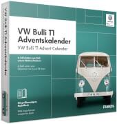 Franzis Verlag VW Bulli T1 Adventskalender 2019