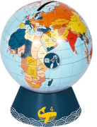 Spardose Globus Reisezeit Kids