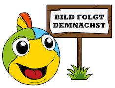 Hits4Kids Isofix-Kindersitzerhöhung Gruppe II-III, schwarz