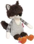 Sigikid 39083 Wolf Patchwork Collection
