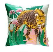 Kissen Leopard I love my Jungle (ca.45x45 cm) Garden