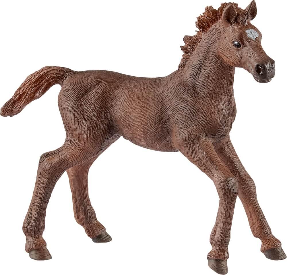 Schleich 42423 Pony Stute und Fohlen
